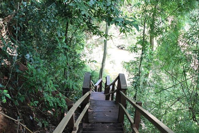 escaliers Ka Chang