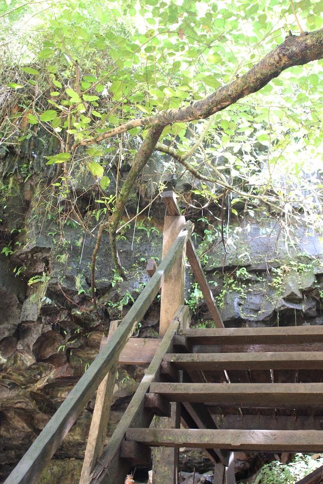 escaliers Katieng