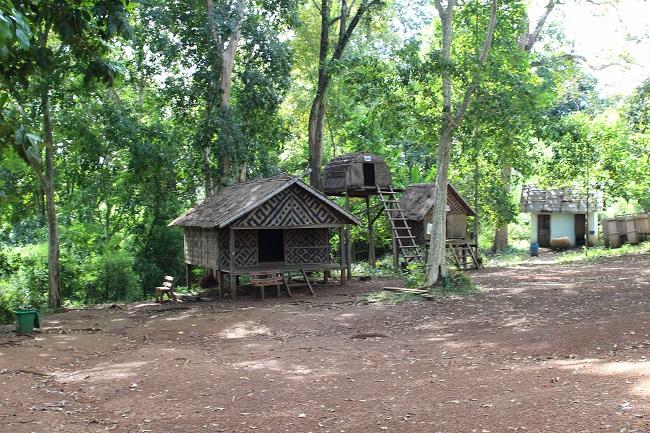huttes pour pique-nique Ka Chang
