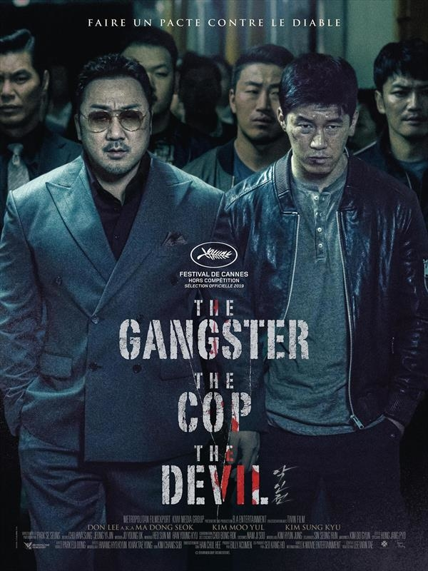 The Gangster, the Cop, the Devil, affiche